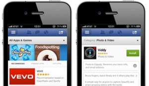 Facebook-AppCenter