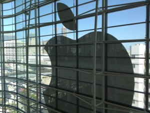 Das Moscone Center ist in dieser Woche Zentrum der Apple-Welt.
