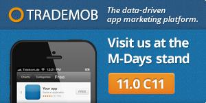 Visit Trademob at M-Days - booth 11.0 C11
