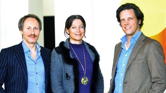 Michael Frank, Stefanie Krebs, Florian Haller
