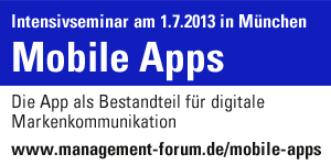 Intensivseminar Mobile Apps