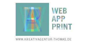 Web App Print - Kreativagentur Thomas
