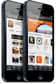 Apps-iPhone5