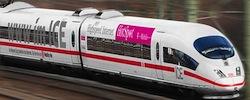 Railnet der deutschen Bahn