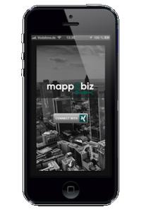 mapp2biz iOS Splashscreen