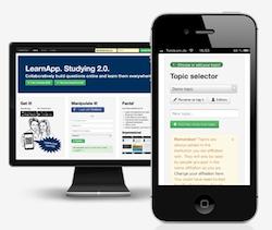 Learnapp.org - Mobile Learning Startup