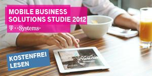 Mobile Business Studie kostenfrei lesen