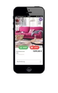 ShopLove kommt aufs iPhone und erhält Investition von Bauer Digital