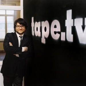 tape.tv strukturiert sich um und gibt Megadeal mit Media-Ventures bekannt.