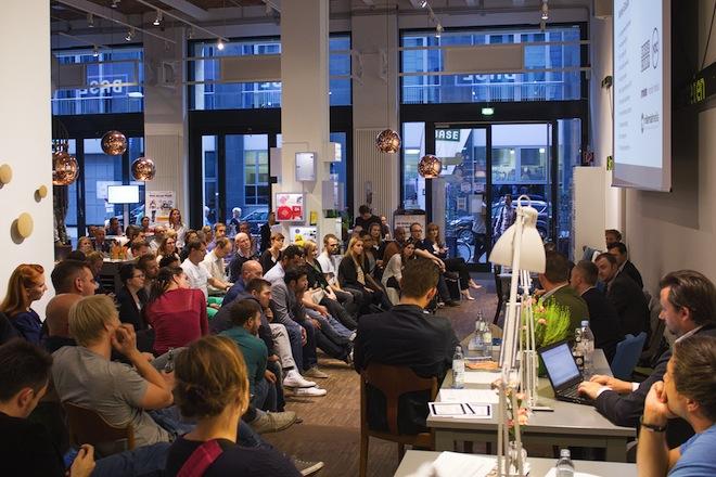 7. Mobilisten-Talk von mobilbranche.de im BASE_camp