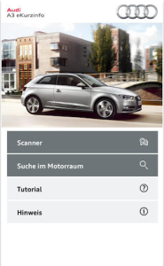 Audi und Metaio entwickeln interaktives Augmented Reality Handbuch für Audi
