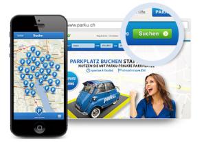 Park-Sharing-App parku expandiert nach Deutschland.