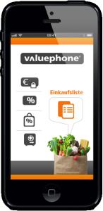 Valuephone macht das Smartphone zur Kasse