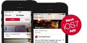 HRS App iOS7