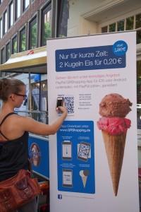 Paypal macht Window-Shopping in Oldenburg möglich.