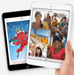 Apple stellt neue iPads vor, überrascht aber niemanden.