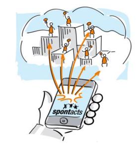 Spontacts erhält siebenstelliges Media-Investment