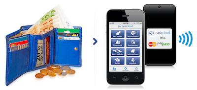 cashcloud startet Mobile Payment via NFC-Sticker