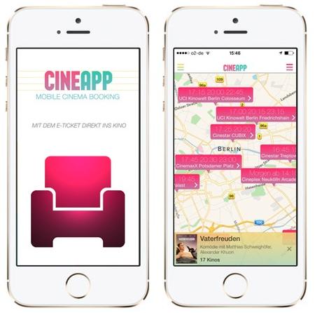 CineApp startet Mobile-Marketing-Lösung für Kinobetreiber