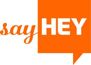 Logo SayHEY_Groß_RGB
