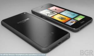 So könnte das Smartphone von Amazon aussehen. (Quelle: Curved)