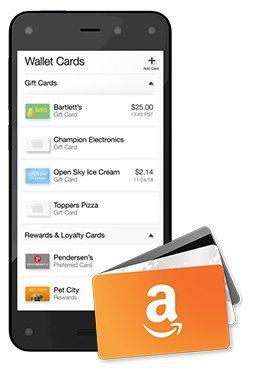Amazon Wallet in den USA gestartet