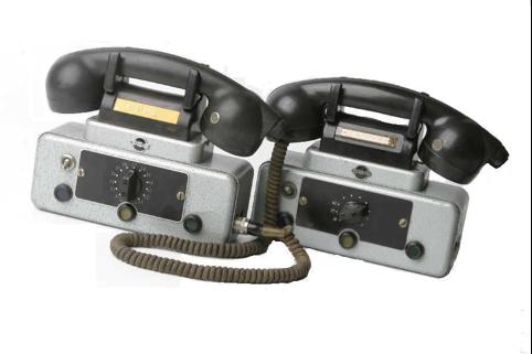 Die ersten Handys