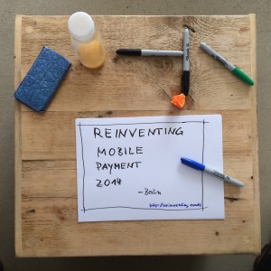 reinventing mobile payment