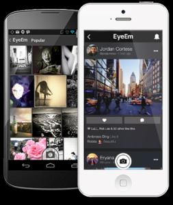 eyeem phones