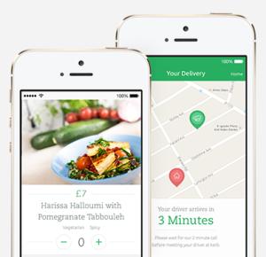 Rocket Internet startet Businss-Lieferdienst EatFirst