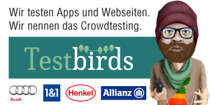 Testbirds Crowdtesting