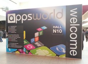Apps World 2014 in London