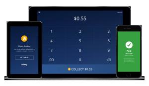 bitcoin-checkout-devices