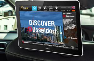 Taxipad macht Taxis zur Werbeplattform