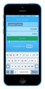 Cringle startet Überweisungs-App mit DKB