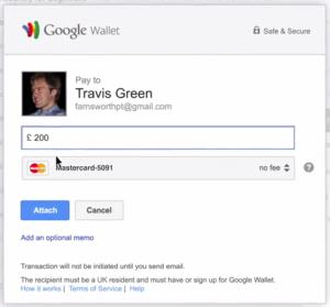 Google Wallet goes Europe