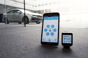Hyundai-BlueLink-Android-Wear