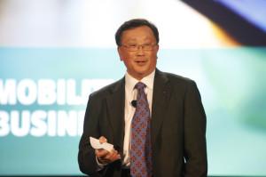 John Chen Blackberry