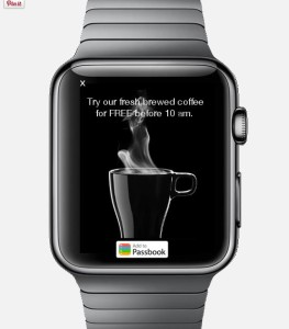 TapSense Apple Watch