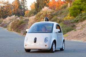 Google autonomes Auto