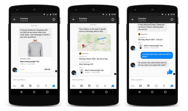 Kundenkommunikation per Facebook: Business on Messenger