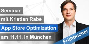 Seminar ASO  mit Kristian Rabe München