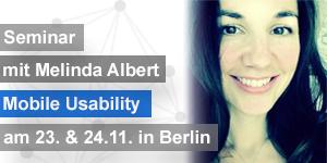 Seminar Mobile Usability iOS & Android Usability November2015b