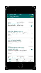 XING-Stellenmarkt-App_Ergebnisse