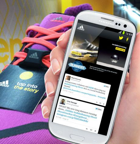 mit NFC der Internet DingeAdidas Sportschuhe will rdCxQoWBe