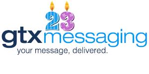 gtx messaging banner