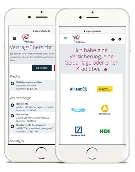 feelix Finanz-App