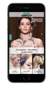 Bauer Media Cosmopolitan App