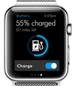 VW kündigt App für die Apple Watch an
