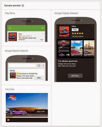 Google stellt universelle App-Kampagnen vor